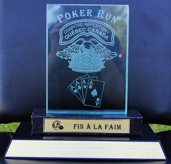 PokerRun-Trophée